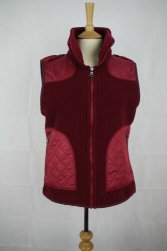 Aigle Ladies Leighton Bodywarmer Colour Light Berry