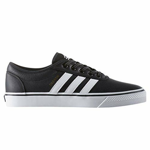 Adidas CG4905 Adi-Ease Black / White Gold Skate Shoes-Men - Choose SZ/Color.