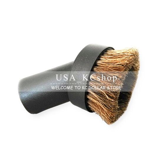 Dusting Brush Soft Horsehair Bristle