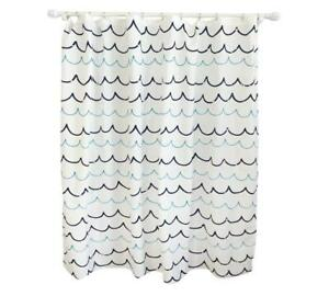 Pillowfort Target Wave Pattern Blue And
