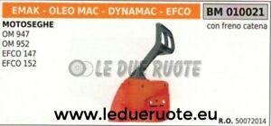 50072014-CARTER-FRENO-CATENA-COPRICATENA-MOTOSEGA-OLEOMAC-947-952-EFCO-147-152