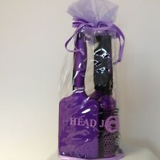 HEAD JOG PURPLE 4 PIECE CERAMIC BRUSH SET