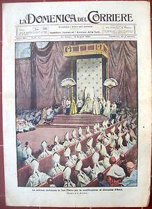 447-1920-CERIMONIA-DI-SAN-PIETRO-PER-COMMEMORARE-GIOVANNA-D-039-ARCO-RIVISTA-ILL