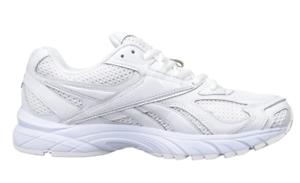 Pheehan Running Shoe White Grey