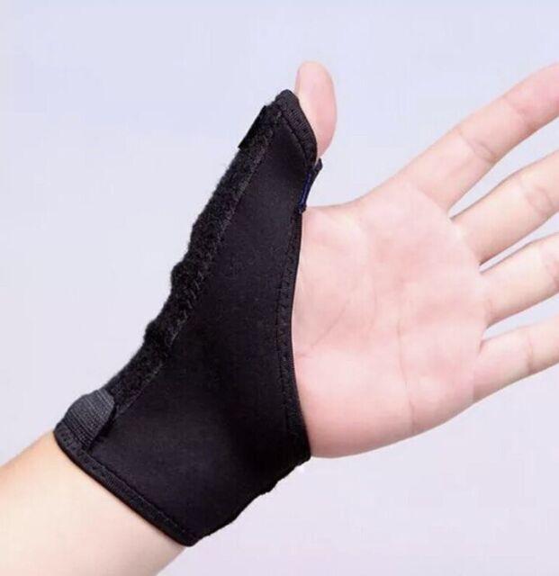 Medical Wrist Thumb Hand Spica Splint Support Brace Stabiliser Arthritis NHS Use
