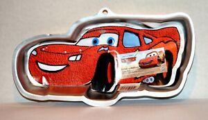 Wilton Disney/Pixar Cars Lightning McQueen Aluminum Cake Pan
