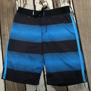 8d80c9b2e6 Details about HURLEY Surf USA • Men's Surfboard Beach Board Shorts Swimming  Trunks size 32