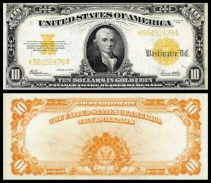 NICE CRISP UNCIRCULATED 1928 $20.00 GOLD CERTIFICATE COPY !