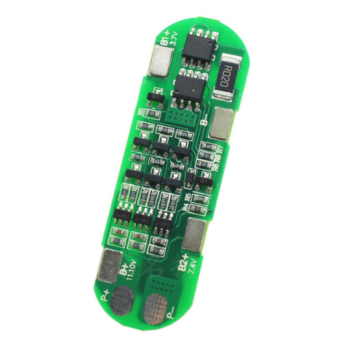 3S 5A 12V Li-ion Batería de litio 18650 Cargador PCB placa de protección BMS Celular su