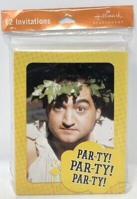 Animal House John Belushi Toga Party 12 Party College Frat Invitations Hallmark