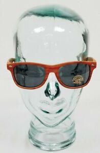 Tito's Handmade Vodka Woodgrain White Brand Sunglasses Unisex One Size New