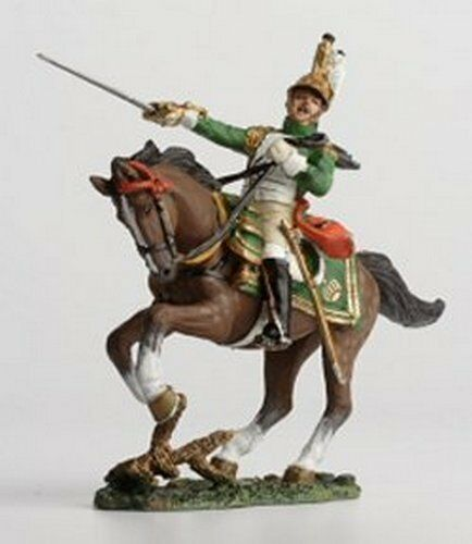 Del Prado - Officer, Empress's Dragoons, 1812 SNC032 Napoleonic French Guard
