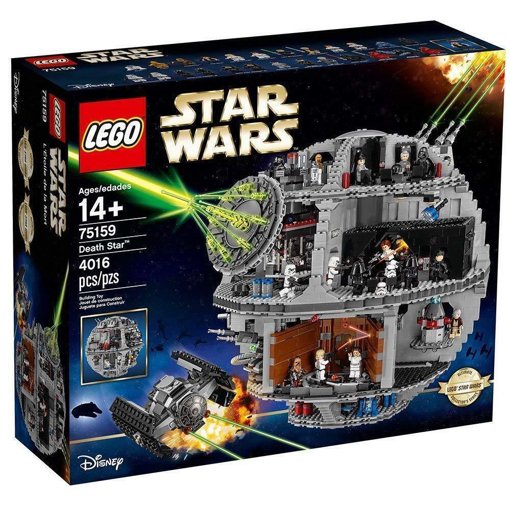 Lego Star Wars Muerte 75159 Nuevo y Sellado