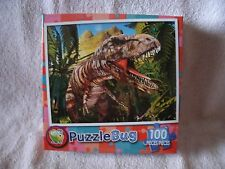 New 100 Piece T-Rex Hunt Puzzle