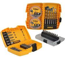 DeWalt DT71515 67 Piece Drill Bit Set HSS & Mag Drive & 2 x Tough Cases & Tubs