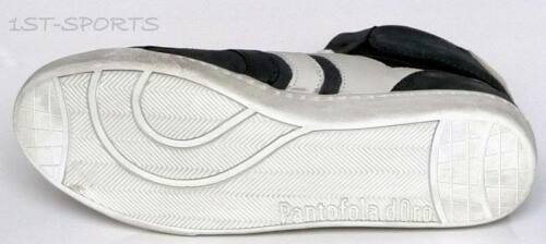 PANTOFOLA D/'ORO LIVIGNO MID MENS TRAINERS SHOES GREY