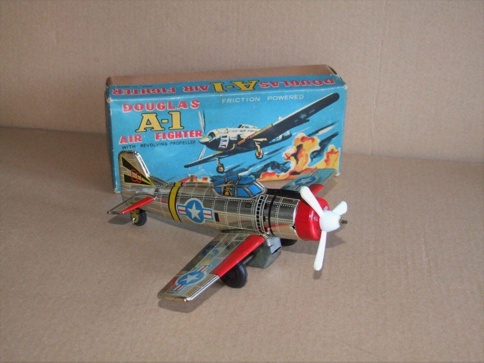 Aoshin ASC (Japón)) No.1 324 Douglas A-1 aire Fighter Raro