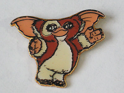 Vtg Set Gremlins 2 Movie Pins Gizmo Mogwai Gremlin Movie Pin 1990 Warner Bros