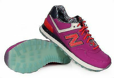 New Balance Luau 574 Women's Sneakers WL574ILB Voltage Violet Medium (B, M)