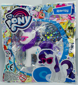 Original Hasbro My Little Pony Movie Egmont Limited Edition Rarity Ebay