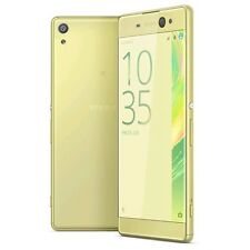 """New Imported Sony Xperia XA Ultra Duos Dual SIM 4G LTE 16GB 3GB 6"""" Lime Gold"""