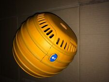 dyson dc24 genuine used ball motor housing cover unit yellow orange