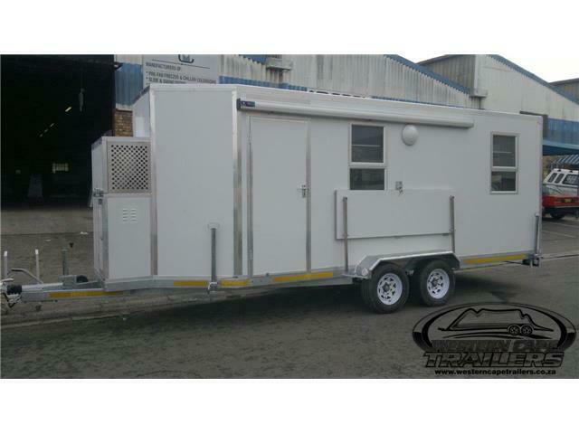 Mobile Clinic Trailers - Site Office Trailers ,Shower Trailers, Mobile Office Trailers