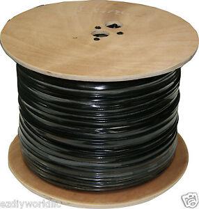 Bulk-RG59-Power-Siamese-CCTV-Cable-1000-ft-Spool