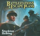 Battlestations & Escape Plans [Digipak] by Stockton Helbing (CD, Armored Records)