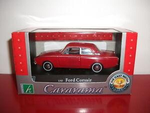 ford-corsair-consul-rouge-bordeaux-cararama-1-43
