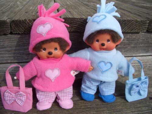 5 pezzi per Monchichi TEDDY Tg Vestiti Winterset Scarpe 20 cm vestiti bambole