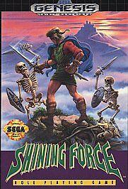 Shining Force (Sega Genesis, 1992) for sale online | eBay