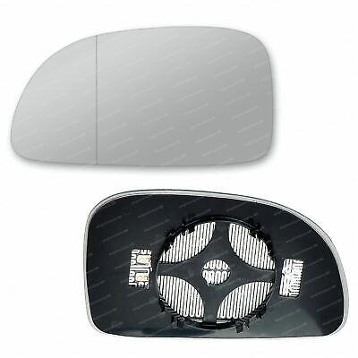 Lado Izquierdo Cerca Gran Angular Ala Espejo Cristal Para Opel Astra H 2004-2008