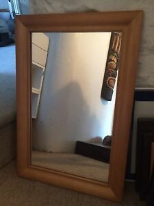 Mirror In Wooden Frame - <span itemprop='availableAtOrFrom'>Didcot, United Kingdom</span> - Mirror In Wooden Frame - Didcot, United Kingdom