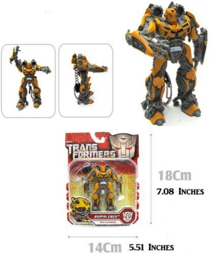 Bumblebee by Hasbro 2009 Transformers ROTF Keychain Figure