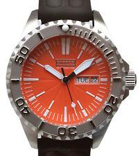 """BARBOS """"Sportmaster"""" Day-Date  Taucheruhr Wasserdicht 1000m Armbanduhr Neu."""
