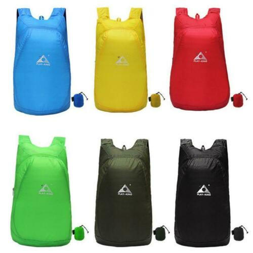 Packable Lightweight Foldable Nylon Backpack