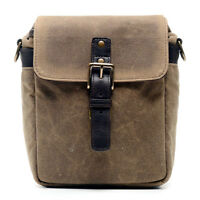 Ona Canvas Bond Street Camera Bag (field Tan) -> Handcrafted Excellence