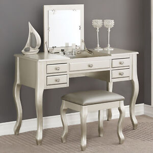 Attractive Image Is Loading Elegant Bedroom Makeup Vanity Table Flip Up Mirror