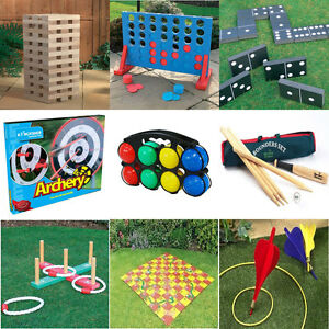 big kahuna cheap party games pub wedding fete game package giant