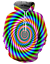 Hypnotism-Colourful-3D-Print-Women-Men-039-s-Hoodie-Sweatshirt-Pullover-tops-Jumper thumbnail 34