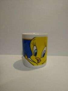 Warner Bros Looney Tunes Tweety Bird Gibson Coffee Mug Tea Cup Porcelain