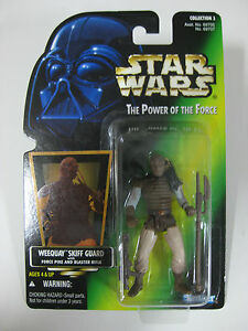 STAR-WARS-THE-POWER-OF-THE-FORCE-WEEQUAY-SKIFF-GUARD-KENNER-1996-UNOPENED