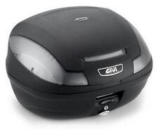 GIVI Monolock Topcase E470 Simply III Tech inkl. Adapterplatte E470NT