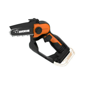 """WORX WG324.9 20V Power Share 5"""" Cordless Pruning Saw (No Battery or Charger)"""