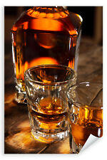Hopfen Alkohol Glaeser Krug Flasche Bar Kneipe Poster 2769 Postereck Bier