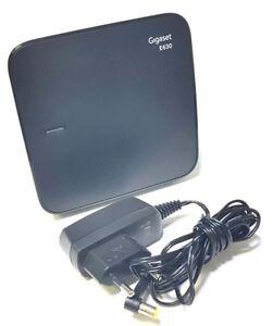 Gigaset-E630-Basisstation-inkl-original-Netzteil
