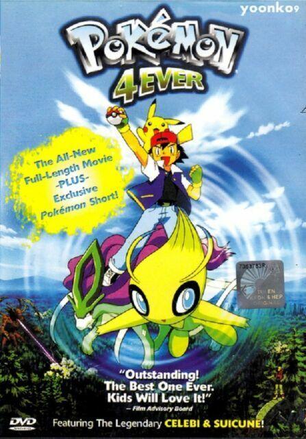 Pokemon Movie 10 The Rise Of Darkrai Dvd Anime English Subtitle Region All For Sale Online Ebay