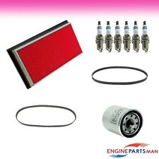 TK2020-10 : Fits 03-07 Nissan Maxima V6 3.5L Tune Up Kit, Spark Plug Belt Filter