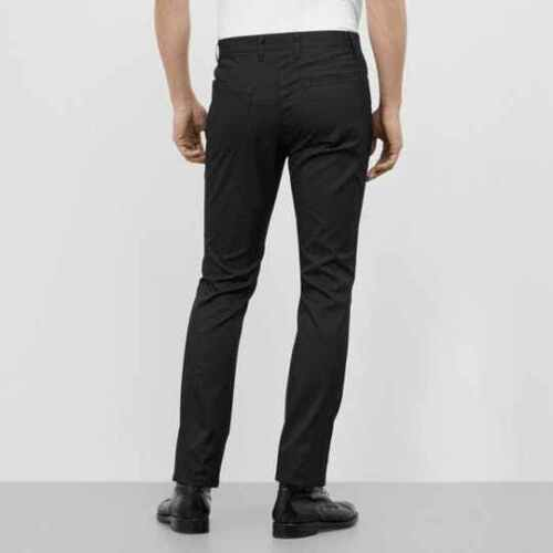 80/% OFF $198  NWT KENNETH COLE BLACK LABEL SLIM-FIT TECH PANT Style #BMF6BWP10